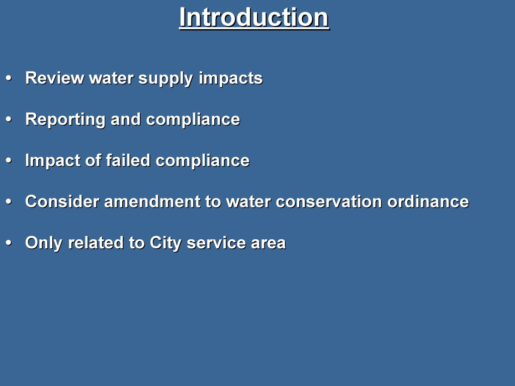 Water Supply p2